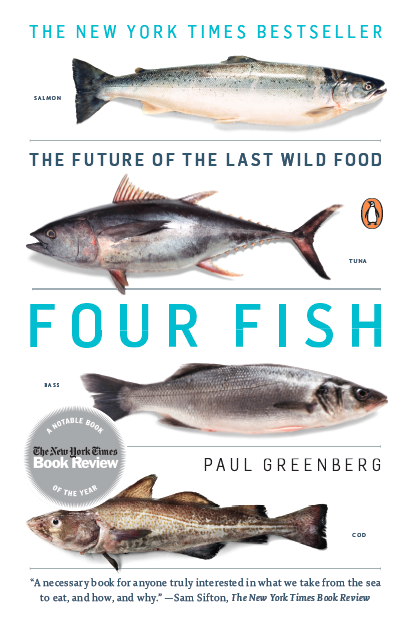 Four Fish book cover